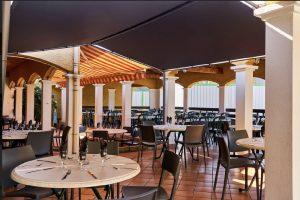 Privatisation Terrasse Extérieur Restaurant Pizzeria Gina
